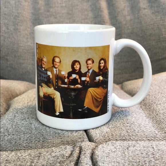 Vintage Other - 1997 Frasier Coffee Mug